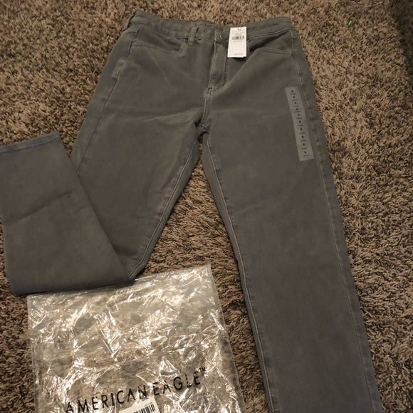 c4f192a81fc9a AE NEXT LEVEL 360 SUPER HIGH WAISTED JEGGING. NWT. American Eagle Outfitters.  M_5b802537d6716ac07b5a7f7c. M_5b8025397ee9e2e4b92be42a